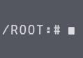 输入正确root密码弹出跳回登录界面