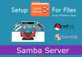 CentOS7 Samba配置