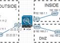Cisco ASA v8.4 NAT和不同安全区域互访