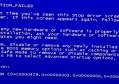 蓝屏代码0X0000006B