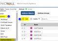 DELL NSA5600配置NAT Policies发布服务器