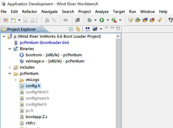 普通PC上配置VxWorks6.6硬盘启动环境