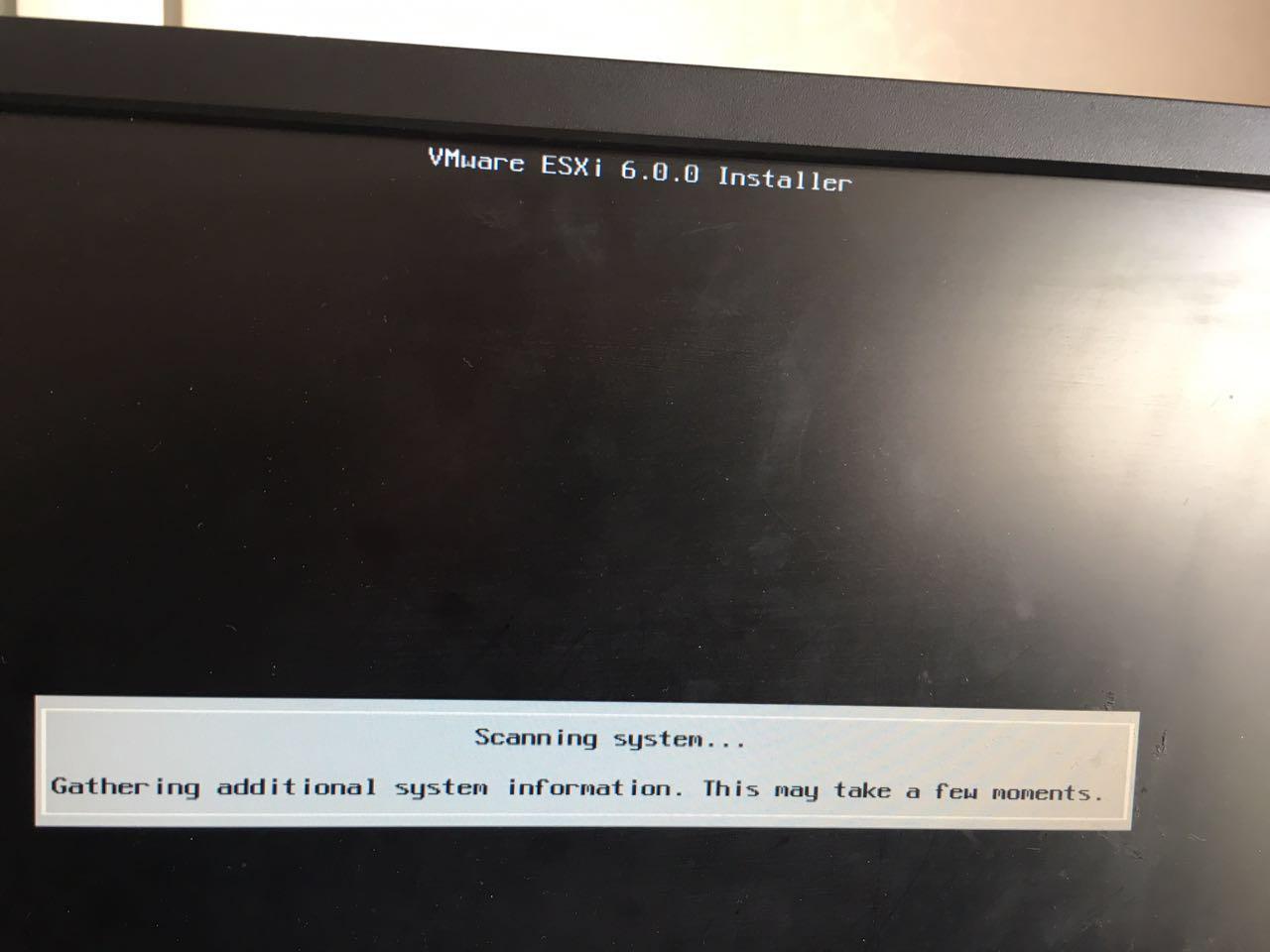 安装VMware ESXi 6.0 U2