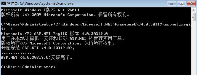 请求的内容似乎是脚本,因而将无法由静态文件处理程序来处理