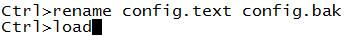 锐捷交换机清除配置、版本升级和密码恢复