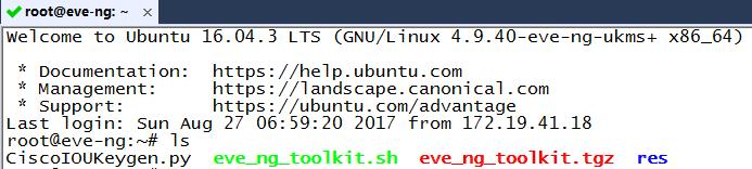 解决SecureCRT连接linux无配色