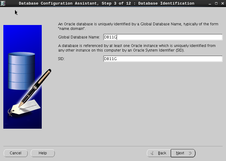 CentOS6 安装Oracle11gR2