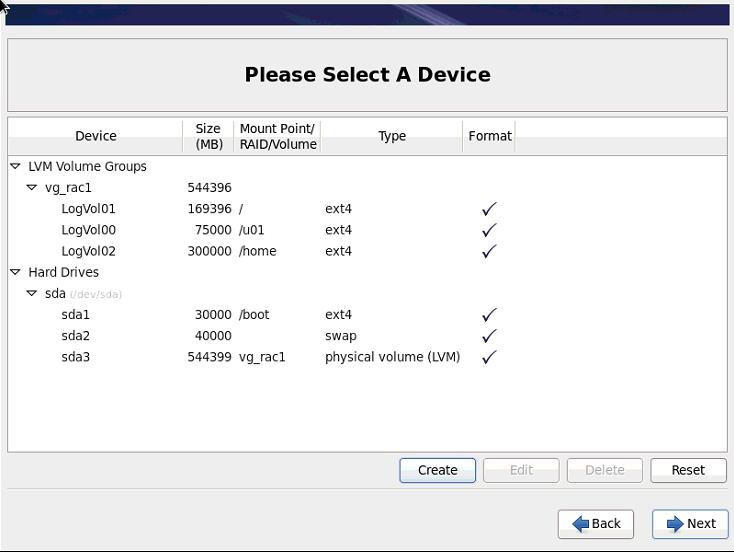 Red Hat Enterprise Linux 6.5安装和分区