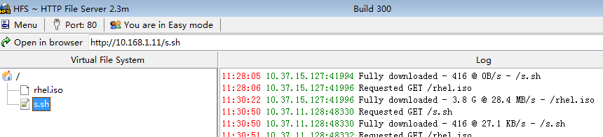 RHEL7.4 挂载本地yum源脚本