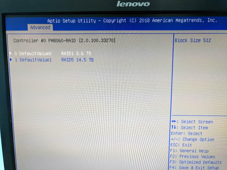 H3C R4900 G3 RAID设置