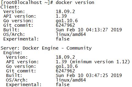 CentOS7 安装docker