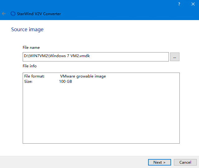 VMware Workstation虚拟机迁移至Hyper-V