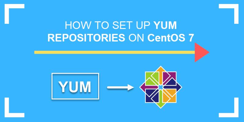CentOS7 搭建本地yum和EPEL仓库