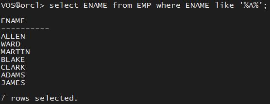 基本SQL语句练习