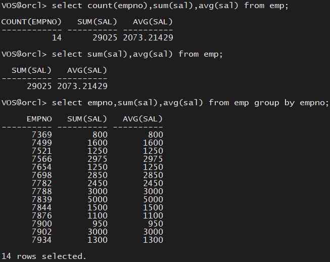 Oracle12cR2学习记录1