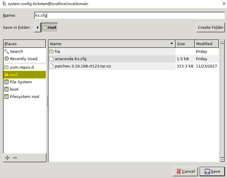 CentOS7 使用PXE+kickstar批量安装