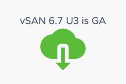 基于ESXi6.7虚拟机搭建单站点VSAN集群