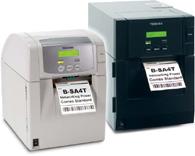 TOSHIBA B-SA4T-T切换为热敏打印