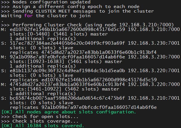 CentOS7搭建redis6高可用主从集群(3主3从1哨兵)