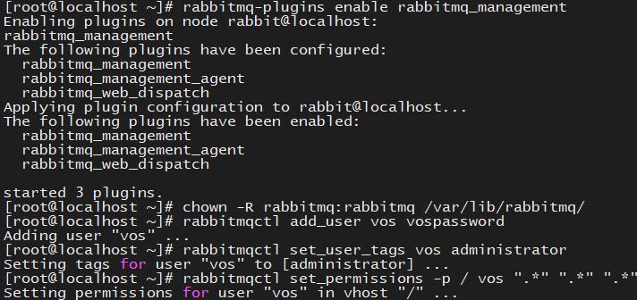 CentOS7安装配置RabbitMQ Server