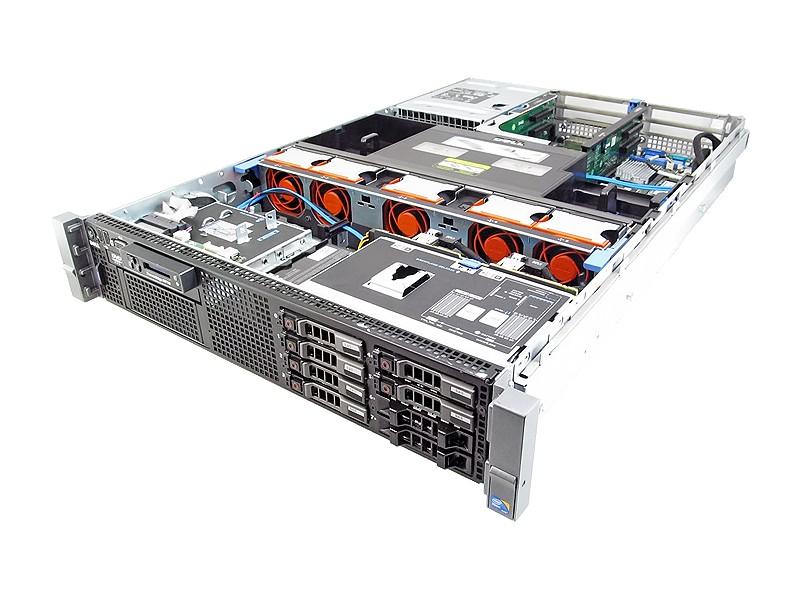 老款DELL R710服务器恢复BIOS设置