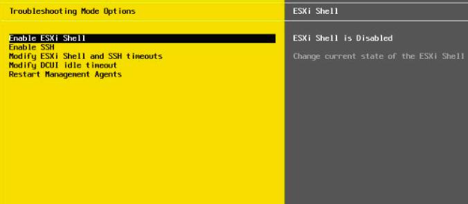 解决所有网口直通后无法登录ESXi