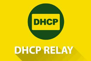华为三层交换机DHCP中继